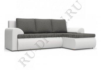 Угловой диван Цезарь фото 1 цвет серый