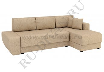 Угловой диван Олимп-1 цвет бежевый