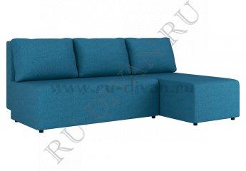Диван угловой Нексус фото 1 цвет синий