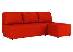 Угловой диван Нексус (Красный)