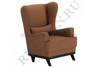 Кресло Рональд фото 1 цвет коричневый