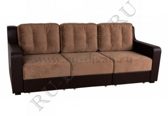 Универсальный диван Тритан – характеристики фото 1 цвет коричневый