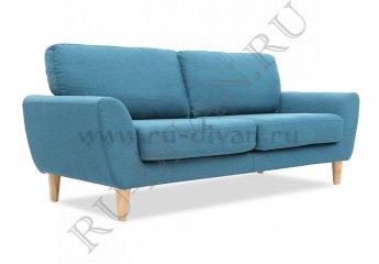 Диван Алиса фото 1 цвет голубой