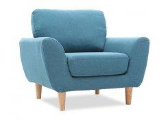 Кресло Алиса (Голубой)