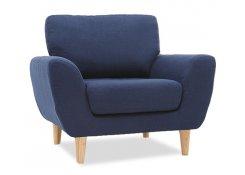 Кресло Алиса (Синий)