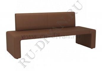 Диван Адонис для кухни фото 1 цвет коричневый