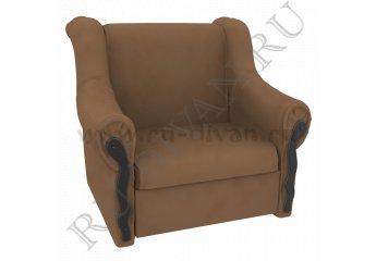 Кресло-кровать Белла фото 1 цвет коричневый