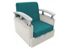 Кресло-кровать Блюз 4АК (Голубой)