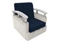 Кресло-кровать Блюз 4АК (Синий)