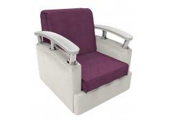 Кресло-кровать Блюз 4АК (Фиолетовый)