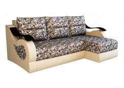 Угловой диван Капля (Бежевый)