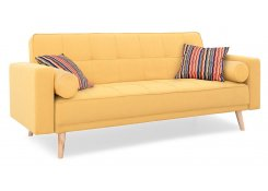 Жёлтые диваны
