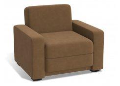 Кресло-кровать Блюз 3-2 (Коричневый)