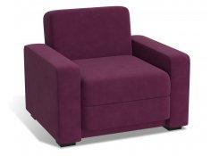 Кресло-кровать Блюз 3-2 (Фиолетовый)