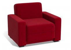 Кресло-кровать Блюз 3-2 (Красный)