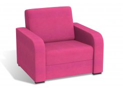 Кресло-кровать Стэп (Розовый)