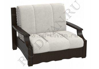 Кресло-кровать Барон Вуд фото 1 цвет белый