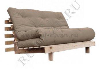 Диван-кровать Беренис фото 1 цвет коричневый