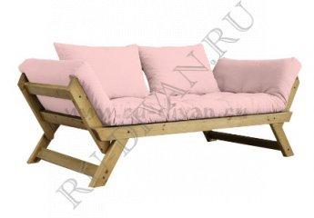 Кушетка Делис 2 фото 1 цвет розовый