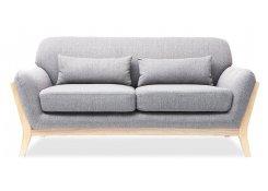 Прямой диван Йоко (Серый)