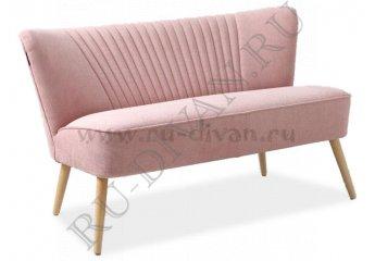Диван Зола фото 1 цвет розовый