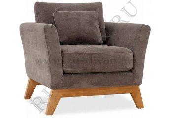 Кресло для отдыха Дублин фото 1 цвет серый