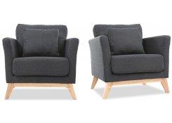 Кресло для отдыха Дублин (Черный)
