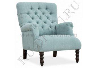 Кресло для отдыха Марсель фото 1 цвет голубой