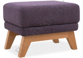 Пуф Дублин фото 1 цвет фиолетовый