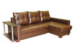 Угловой диван Премьер-3 Люкс со столиком