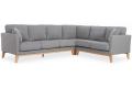 Модульный диван Дублин – характеристики фото 1 цвет серый