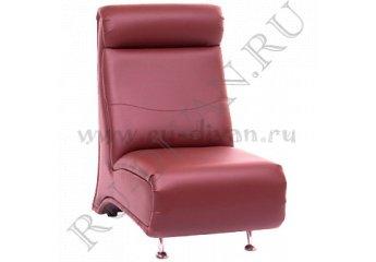 Модуль кресло Ва-Банк фото 1 цвет красный
