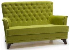 Прямой диван Каприз (Зеленый)