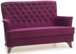 Прямой диван Каприз (Красный)