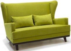 Прямой диван Ритм (Зеленый)