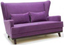 Прямой диван Ритм (Фиолетовый)