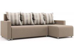 Угловой диван-еврокнижка Каир (Бежевый)