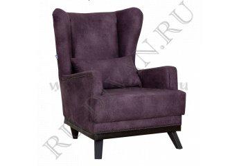 Кресло Рональд-2 фото 1 цвет фиолетовый