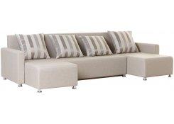 Угловой диван-еврокнижка Олимп