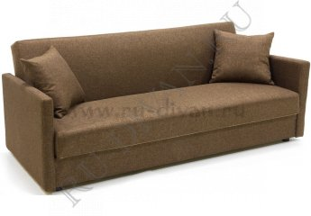 Диван-кровать Соло фото 1 цвет коричневый