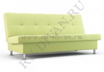 Диван Бомонд книжка фото 1 цвет зеленый
