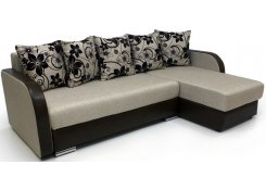 Угловой диван-еврокнижка Саванна