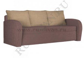 Диван Калиста еврокнижка – характеристики фото 1 цвет коричневый