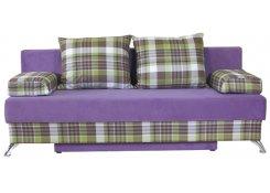 Диван-кровать Евро-Лайт (Фиолетовый)