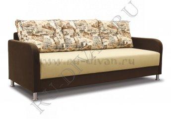Премьер 2 диван-тахта фото 1 цвет коричневый