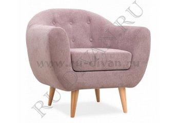 Кресло Роттердам – отзывы покупателей фото 1 цвет фиолетовый