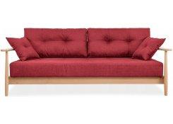 Диван-кровать Элума (Красный)