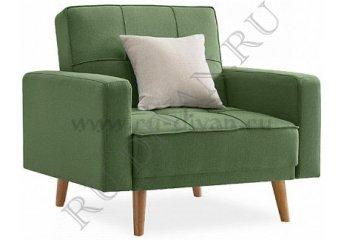 Кресло для отдыха Лейден – доставка фото 1 цвет зеленый