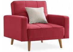 Кресло для отдыха Лейден (Красный)