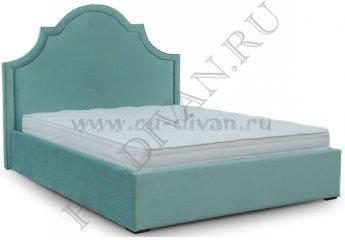 Кровать София фото 1 цвет голубой